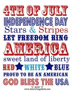 Enjoy the Fourth!! But Remember why!